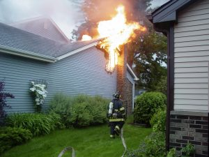 claims, house fire, fire loss